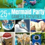 15+ Mermaid Party Games & Activities