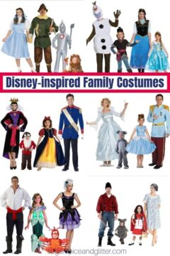 Disney Halloween Costume Ideas for the Whole Family