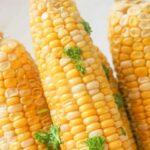 Buttered Crockpot Corn on the Cob