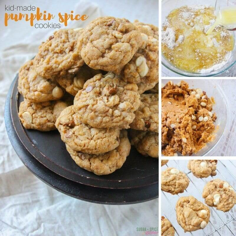 How to make a delicious pumpkin spice cookie with pudding mix