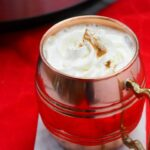 Slow Cooker Gingerbread Lattes