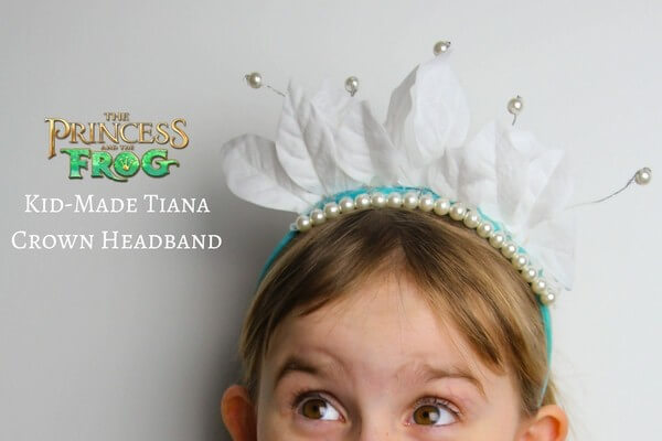 Tiana Crown Craft