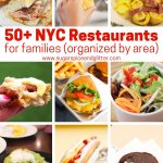 Family-friendly NYC Restaurants by Area