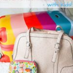 How to Travel with a Carry on Only with kids