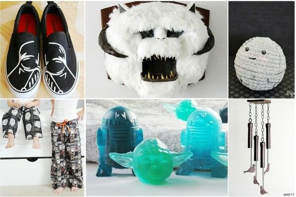 DIY Star Wars Gifts