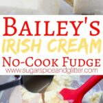Bailey's Irish Cream Fudge (with Video)