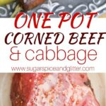 One-Pot Corned Beef Cabbage