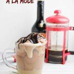 Bailey's Coffee a la Mode