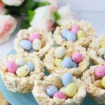 No-Bake Mini Egg Easter Nests