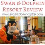 Walt Disney World's Swan Resort Review