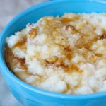 Instant Pot Breakfast Brown Sugar Grits