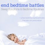 End the Bedtime War: Finding smart solutions to get kids to sleep on time