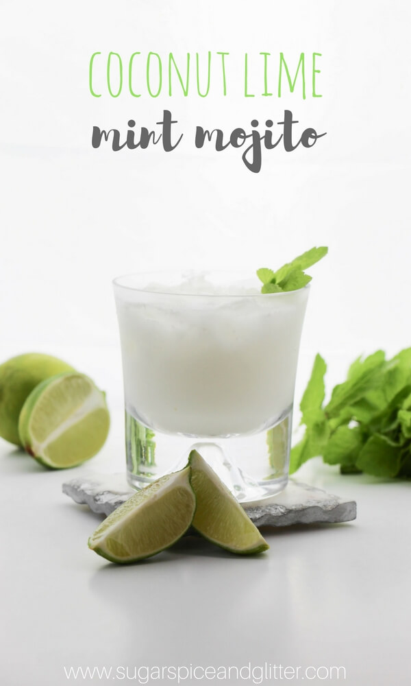 Coconut Mint Mojito