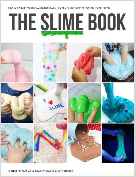 The ultimate collection of unique, edible, and seasonal slimes with over 30 unique recipes and oozing with over 50 pages of stretchable, squishy sensory fun