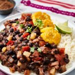 Crockpot Caribbean Rice & Beans