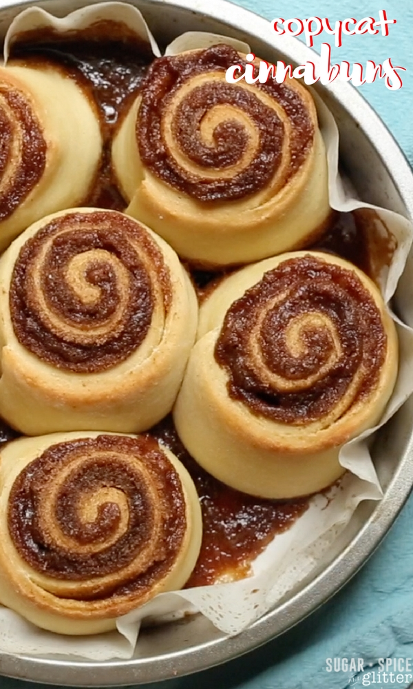 Copycat Cinnabun Homemade Cinnamon Buns are the perfect indulgent brunch recipe. Buttermilk cinnamon buns are the ultimate sweet rolls