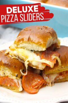 Deluxe Pizza Sliders (with Video)