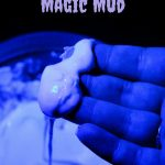 2-ingredient EDIBLE Glowing Magic Mud (with Video)