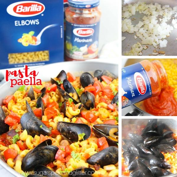 Spanish Pasta Paella