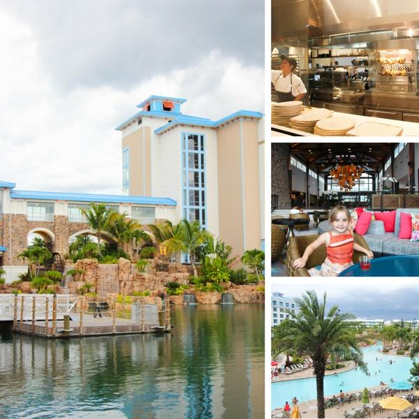 Loews Sapphire Falls Resort at Universal Studios Florida