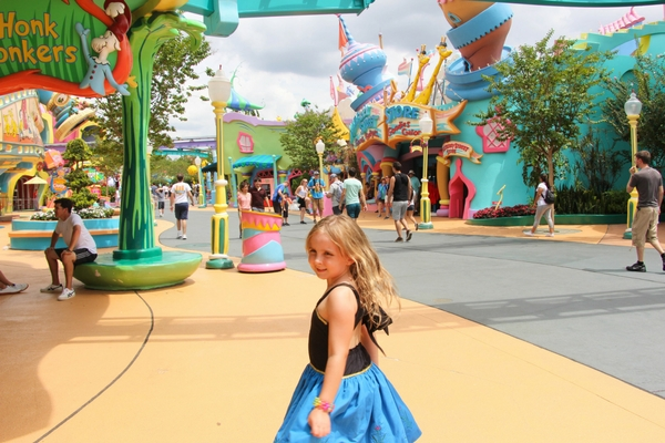 Everything you need to know to plan a trip to Universal Studios Florida with young kids