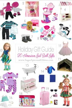20 American Girl Doll Gift Ideas