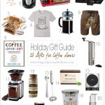 20 Gifts for Coffee Lovers
