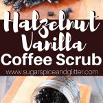 Hazelnut Coffee Scrub