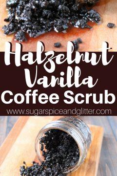 Hazelnut Coffee Scrub