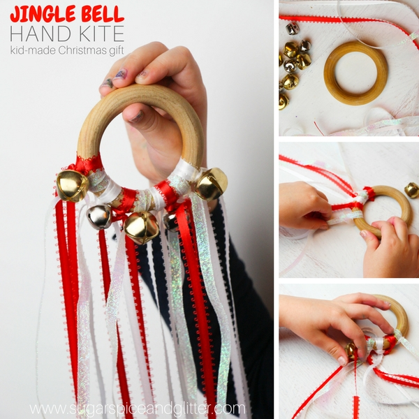 Jingle Bell Hand Kite