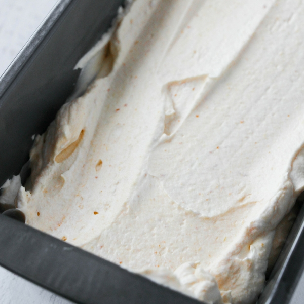 10-minute homemade pumpkin pie ice cream