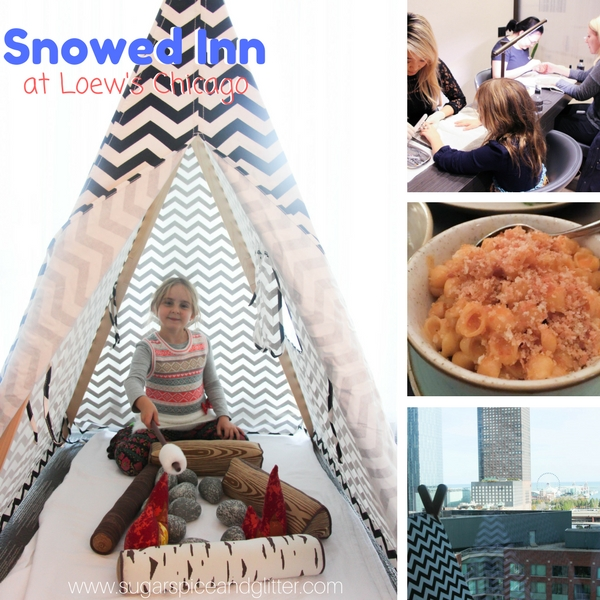 Our favorite Navy Pier area hotel - Loews Chicago is super kid friendly