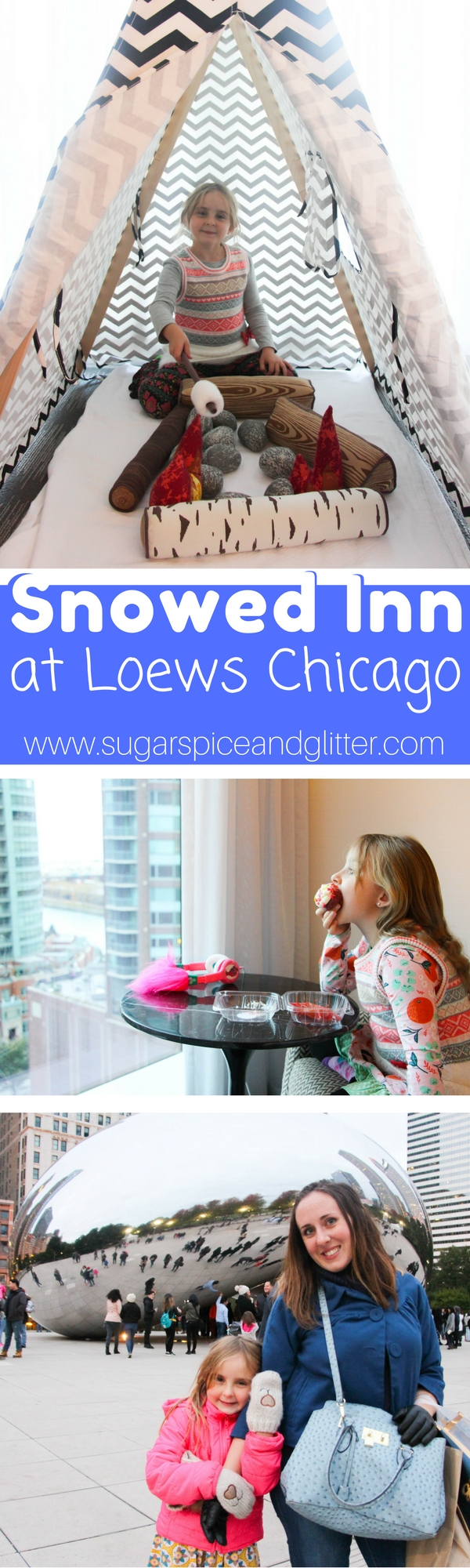 Loews Chicago Hotel Review - an honest family review of a downtown Chicago hotel near Navy Pier