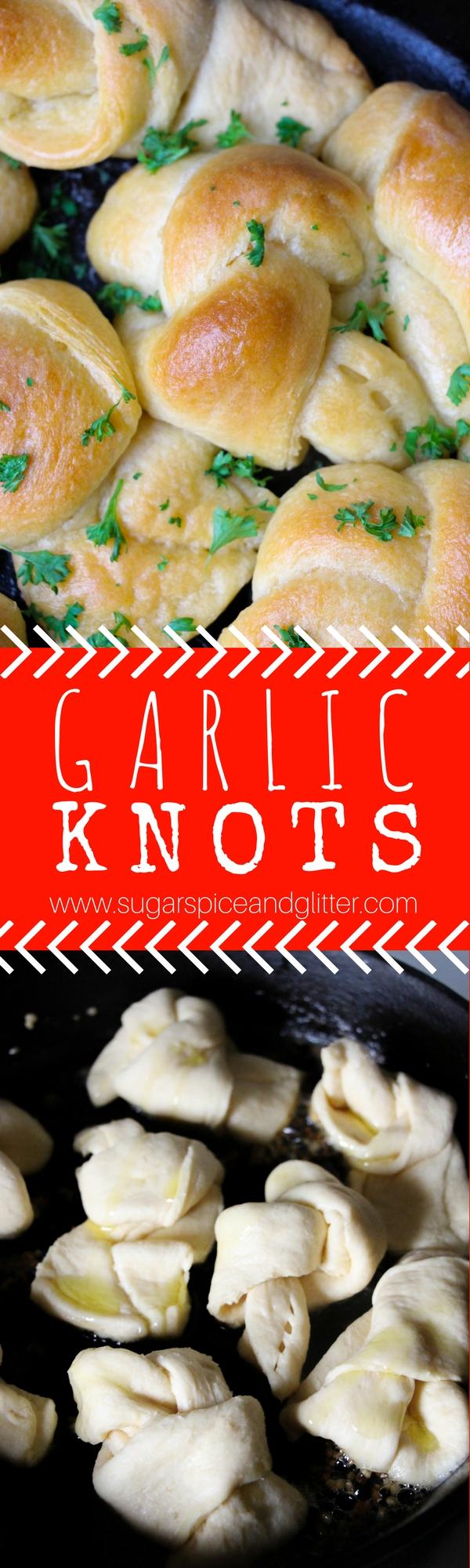 Garlic Knots Sugar Spice And Glitter