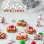 Christmas Pretzel Kisses
