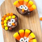 Peanut Butter Cup Turkey Candy
