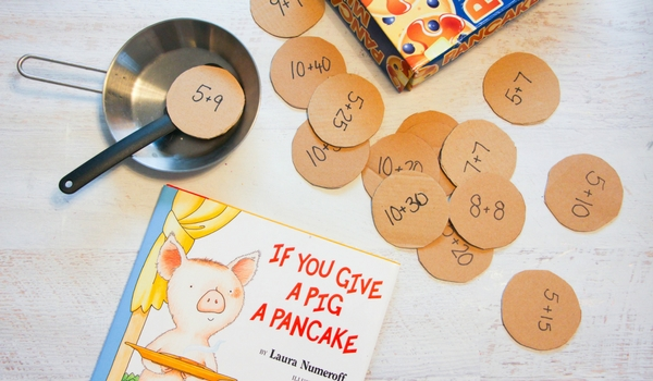 If You Give A Pig A Pancake Math Activity ⋆ Sugar Spice