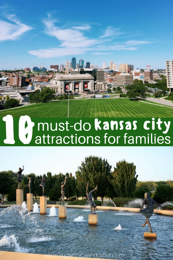 Check out our list of the top 10 Must-do Kansas City Attractions for families - other than BBQ, Jazz and picnics (which are also awesome Kansas City Activities)