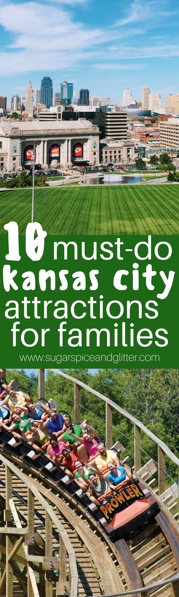 Kansas city is so much more than BBQ, Jazz and Fountains - though any trip to the city would be remiss without indulging in all three! Check out our list of the top 10 Must-do Kansas City Attractions for families