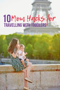 10 Mom Hacks for Traveling with Toddlers