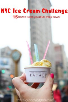 NYC Ice Cream Tour (Self-Guided)