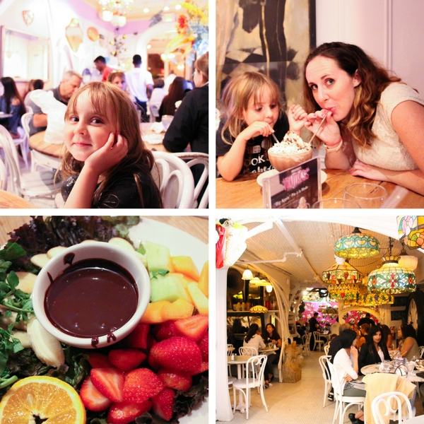 Family Review of Serendipity in NYC