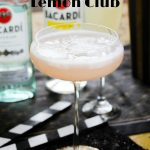 Spicy Lemon Club Cocktail (with Video)