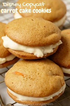 Carrot Cake Whoopie Pies (with Video)