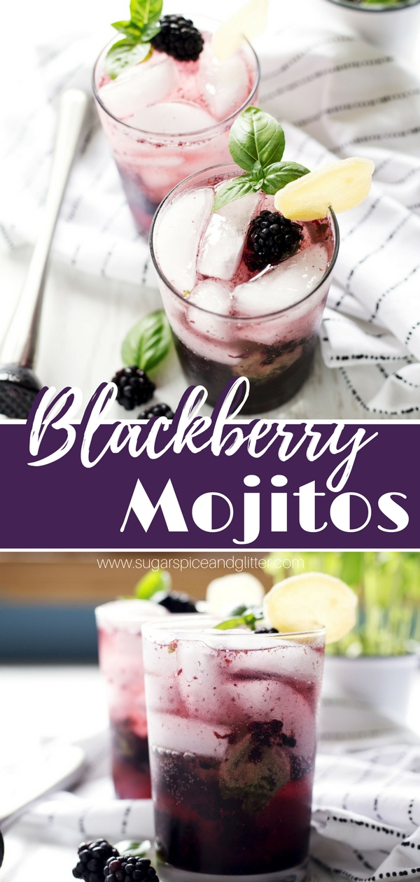 A fruity, crisp and peppery Blackberry Cocktail recipe made with vodka instead of rum, this Italian vodka cocktail is a fun twist on a classic mojito