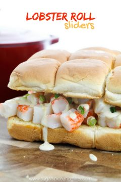 Lobster Roll Sliders (with Video)