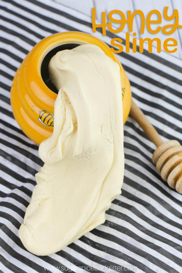 how to make edible slime with sugar