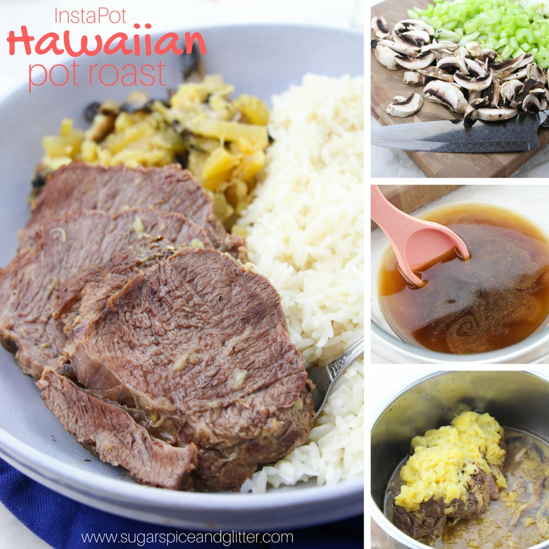 Instant Pot Hawaiian Pot Roast