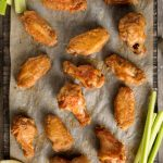 Grilled Honey Chipotle Wings