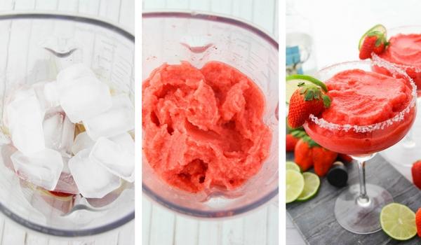 how to make strawberry sugar